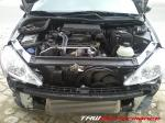 Intercooler frontal e Tubagem