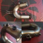 Turbo Downpipe Euro 6